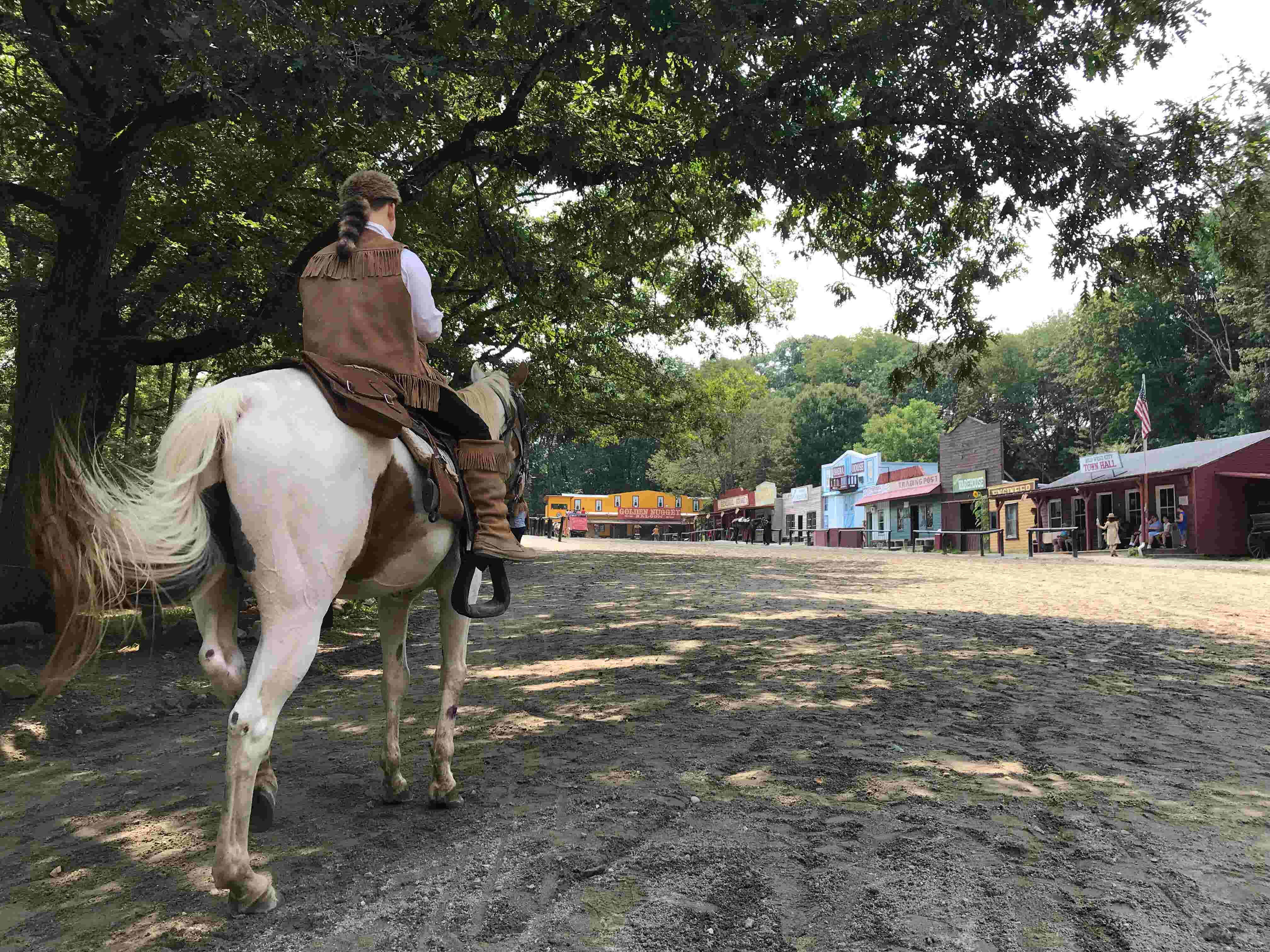 Video: A look at Wild West City, NJ's western-themed park