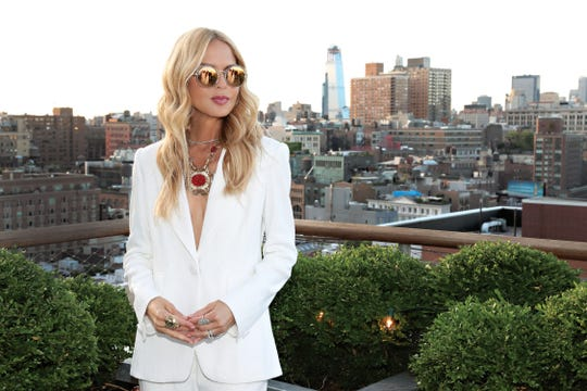 NEW YORK, NY - JUNE 25:  Designer Rachel Zoe attends as Brides and Rachel Zoe celebrate Rachel Zoe's Bridal launch on June 25, 2018 in New York City.  (Photo by Cindy Ord/Getty Images for Brides)