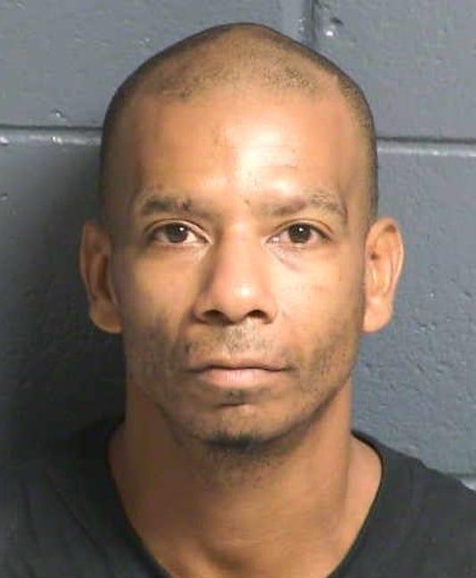 Dwayne Grandison Arrest Mug