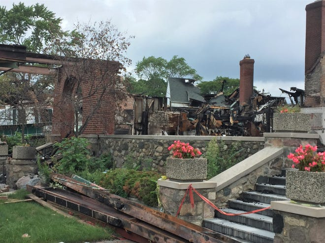 Demolition of the fire ravaged Western Golf & Country Club clubhouse is scheduled to begin Sept. 4.