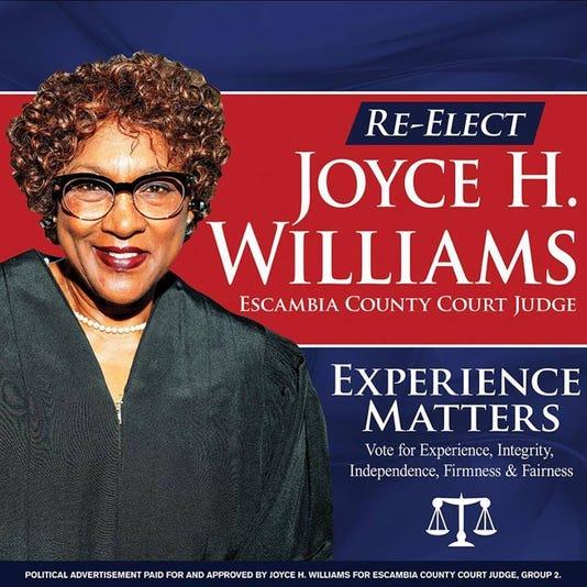 Judge Joyce Williams