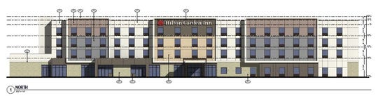 A Hilton Garden Inn is expected to open by early 2019 at 16601 N. Stadium Way in Surprise. It's one of 13 hotels that are in various stages of planning and development across the West Valley.