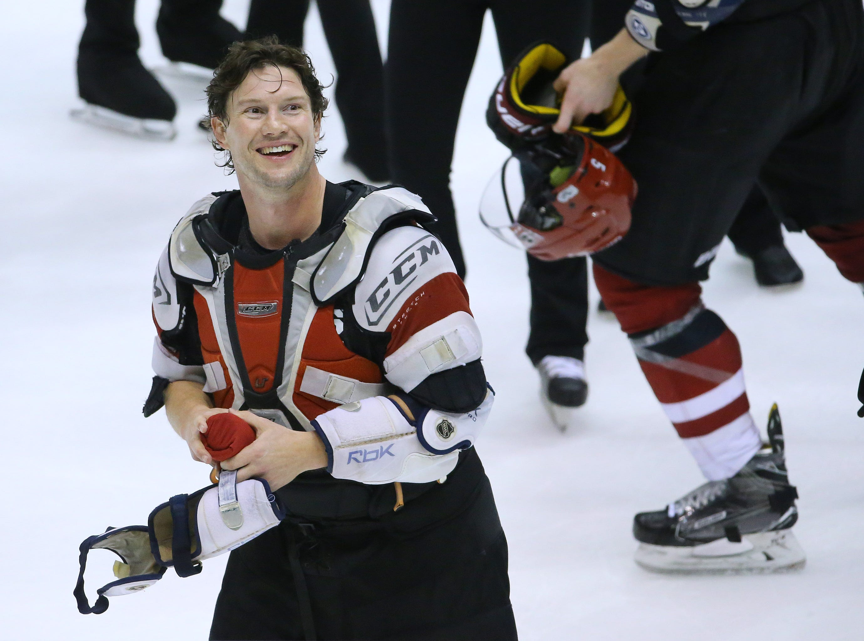 Shane Doan (Phoenix): Retired National Hockey League forward. Played 21 seasons and was the all-time goal scorer for the Winnipeg Jets and Phoenix Coyotes, after the franchise moved to Arizona in 1996.