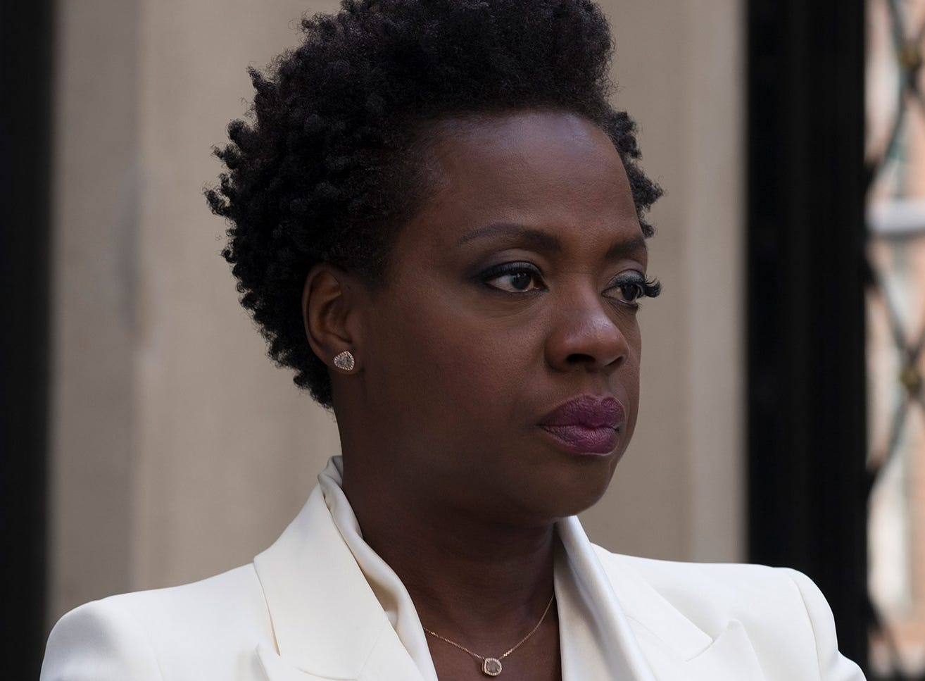"Viola Davis as Veronica Rawlins in 20th Century FOX's ""Widows"" (Nov. 16)."