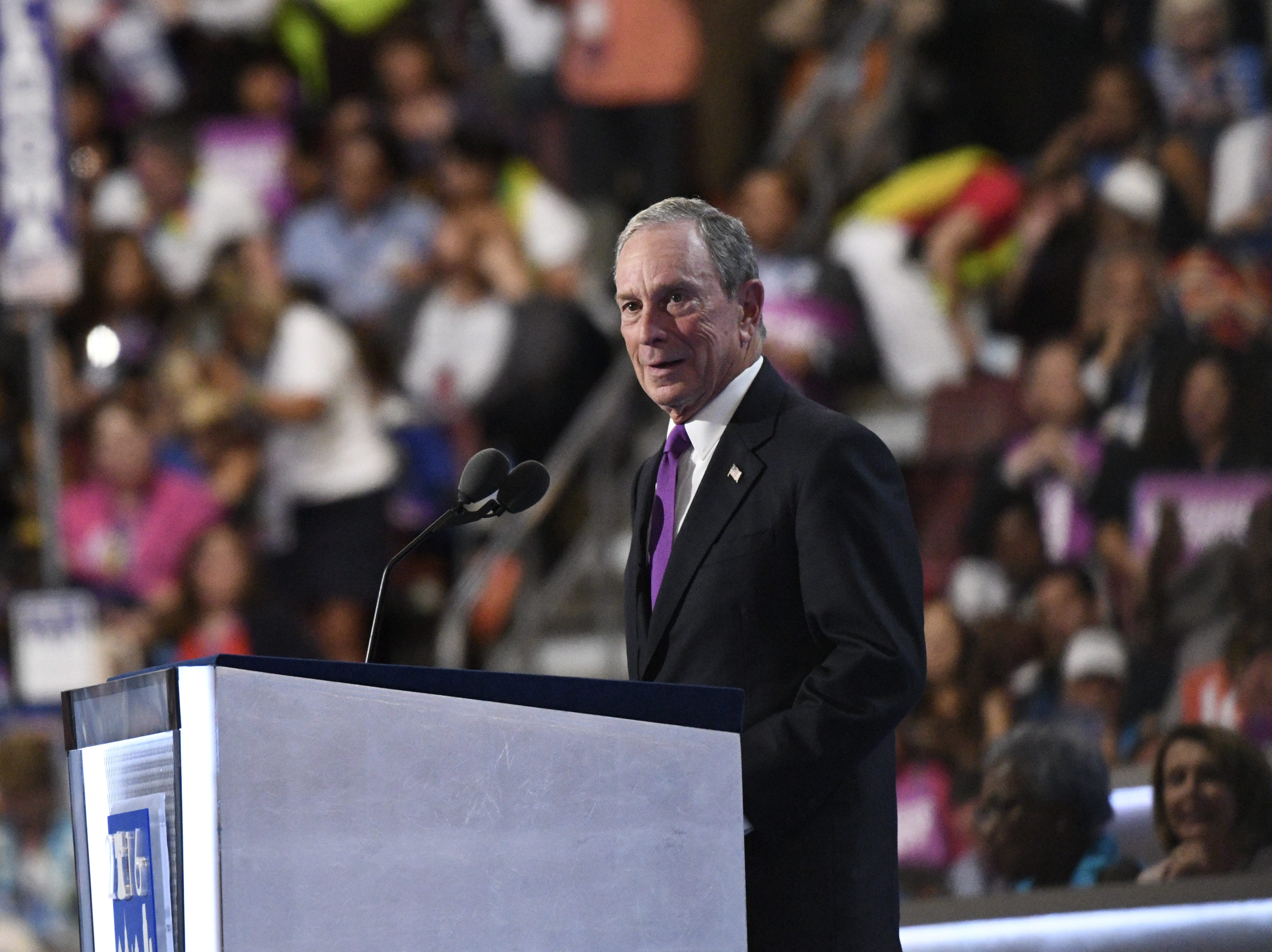 Michael Bloomberg (Washington D.C.): Founder and Chief Executive Officer of Bloomberg L.P. Served three terms as Mayor of the City of New York. Recognized as one of the nation's leading philanthropists.
