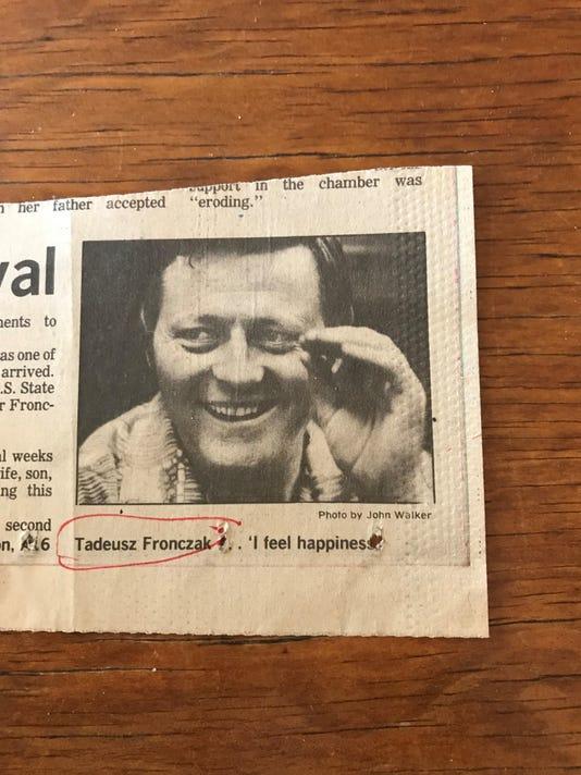 Fronczak Mesa Tribune clips