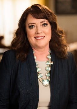 Tiffany Shedd is a Pinal County lawyer and businesswoman backed by former U.S. Sen. Jon Kyl of Arizona.