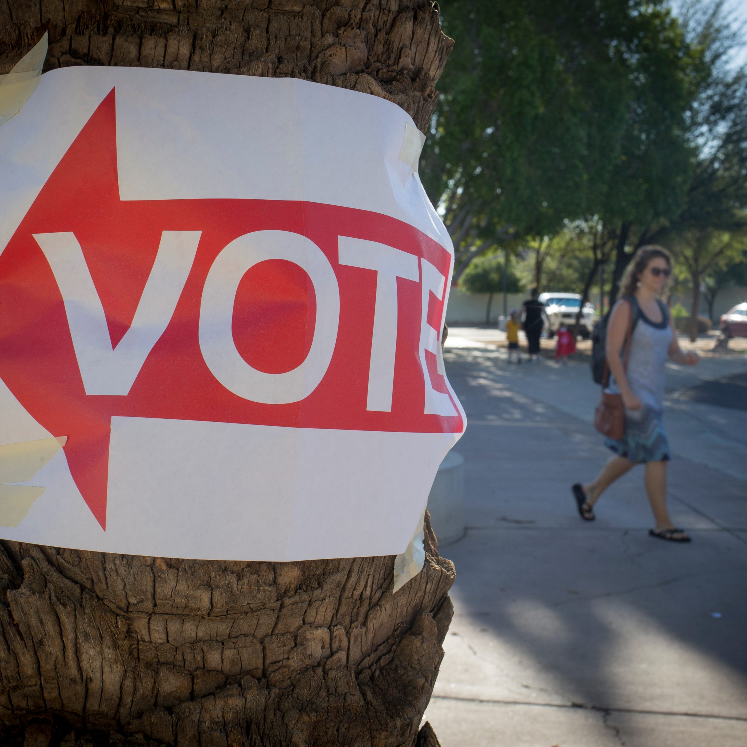 Bill makes getting paid to register voters a crime equal to domestic violence