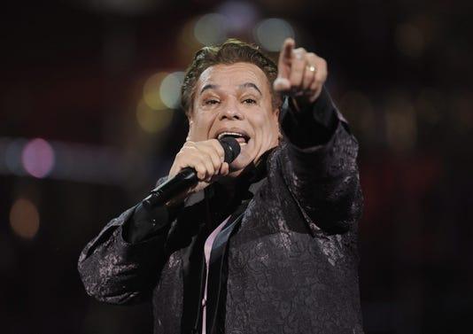 Premios Grammy Latino En Las Vegas