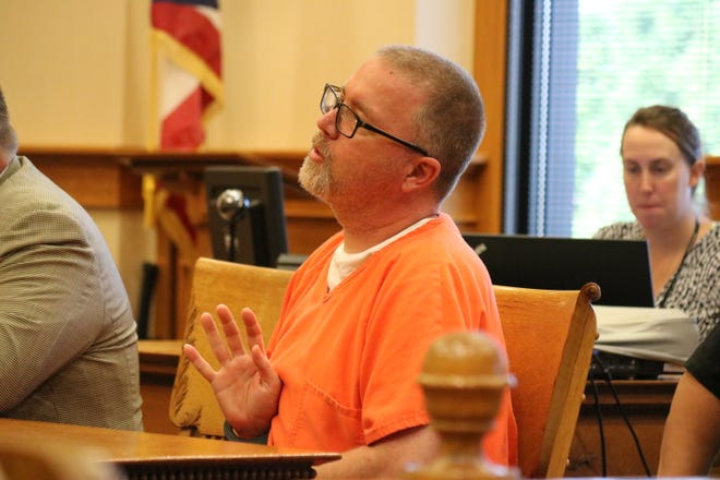Thomas Cousino, a former resident of Gibsonburg and Oak Harbor, pleaded guilty to rape in Ottawa County Common Pleas Court on Tuesday.