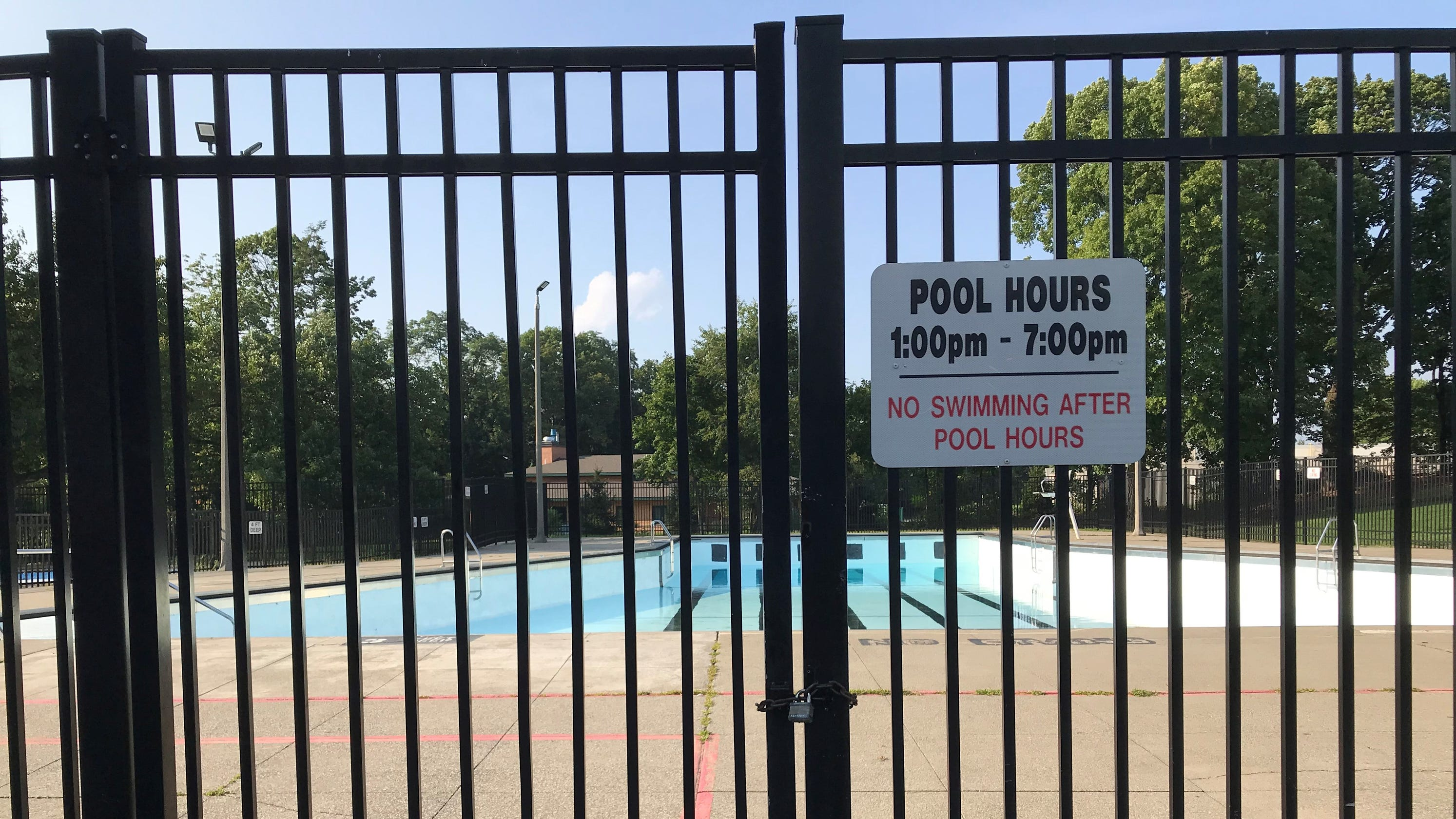 Poughkeepsie city pools closed as heat wave continues - Public swimming pools in poughkeepsie ny ...