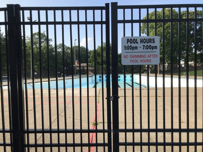 Despite the heat wave, Pulaski Park Pool in the City of Poughkeepsie closed on Saturday for the season.