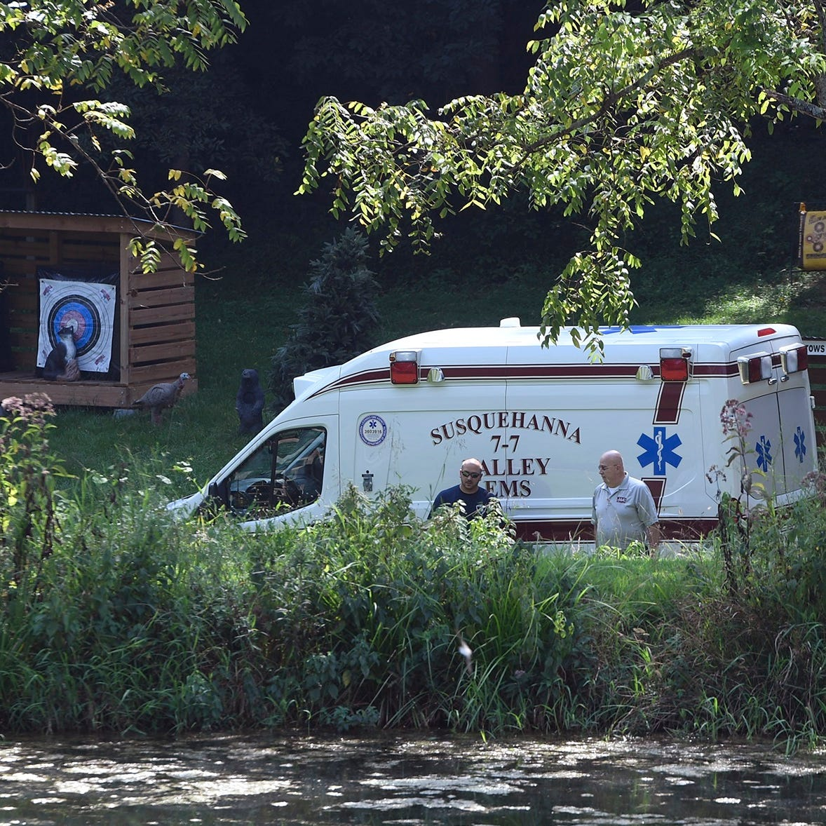 Coroner, police ID body of man found in Codorus Creek last month