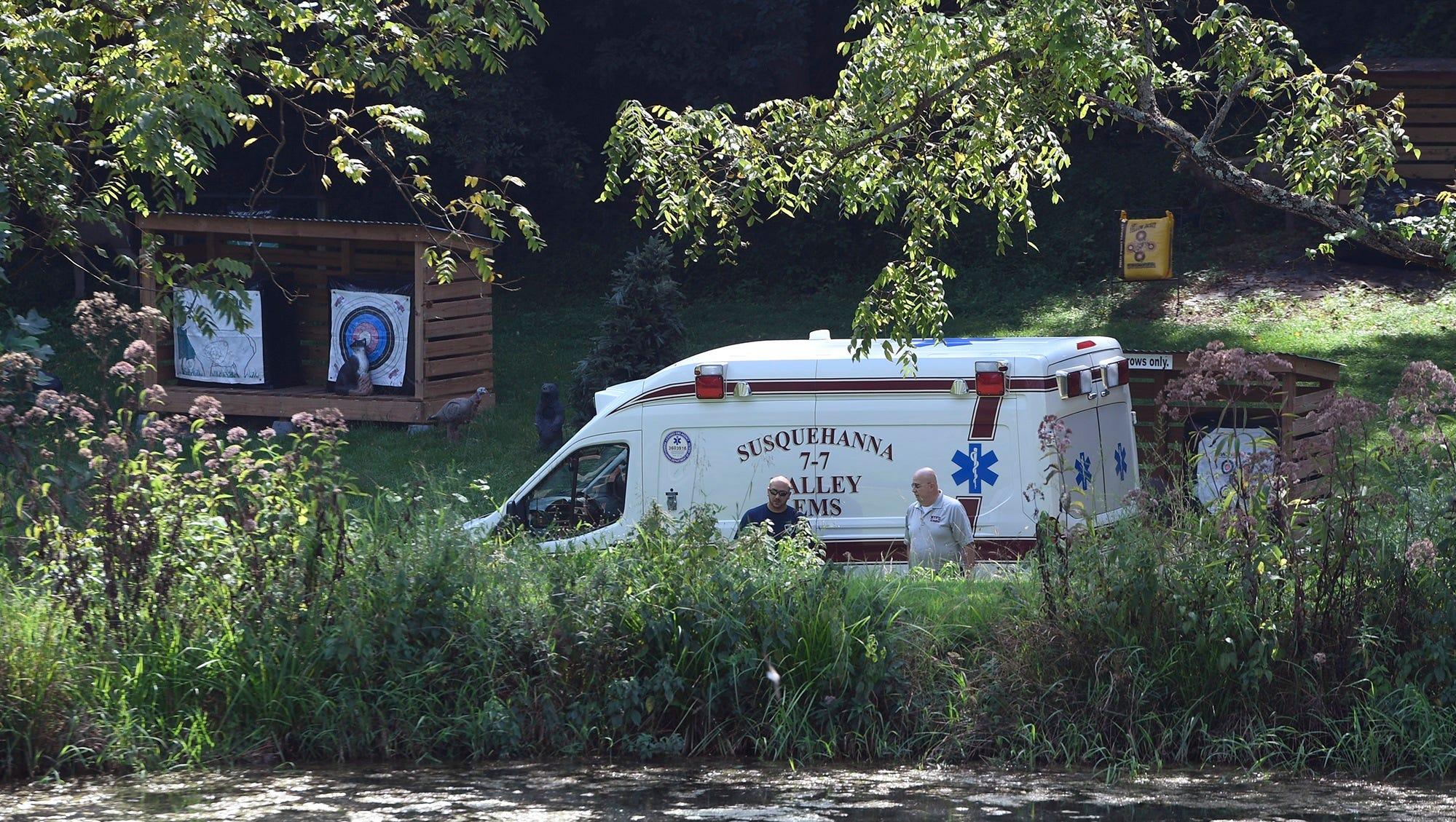 Coroner, police ID body of man found in Codorus Creek last month