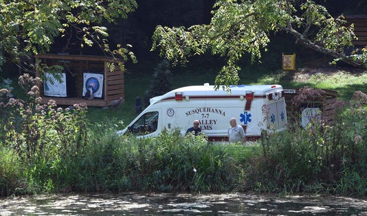 Body Found In Codorus Creek