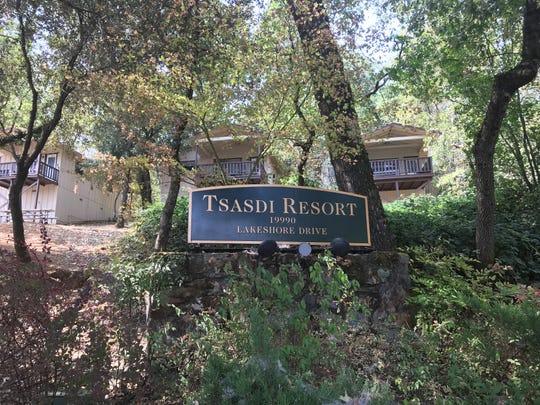 Tsasdi Resort in Lakehead on Monday, Aug. 27, 2018.