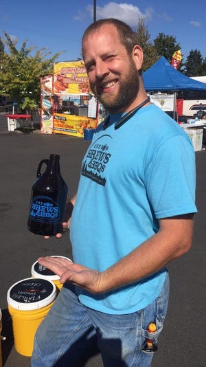 The annual Brews and BBQ will take place on September 7-9 in McMinnville.