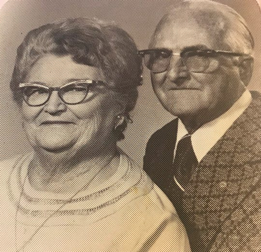 Wilma and Tony Zentner operated the City Cafe in Rowena before opening a Zentner's on Sherwood Way, which they operated until their retirement.