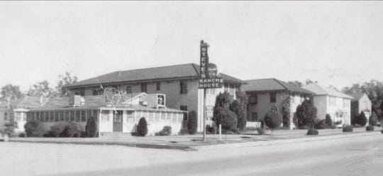 Steve's Ranch House, located at 532 W. Beauregard Ave. near Santa Fe Park,  became one of the most popular restaurants in the region