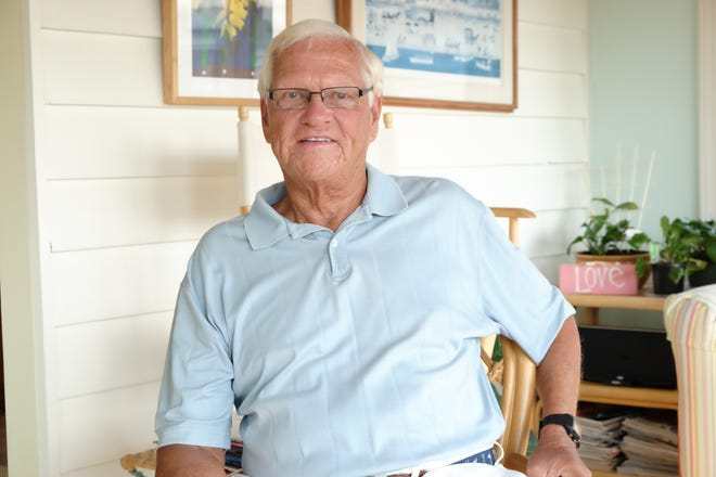 After a decade of serving on Bethany Beach's town council, in various positions, Jack Gordon is stepping down this year as mayor.