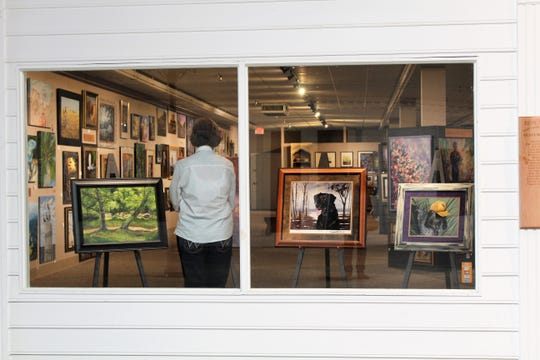 Ron Atwood Shreveport West Gallery opens at 7288 Greenwood Rd., Suite 107 inside The Shreveport West Center.
