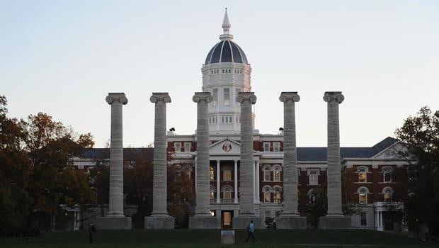 The University of Missouri-Columbia, also known as Mizzou.
