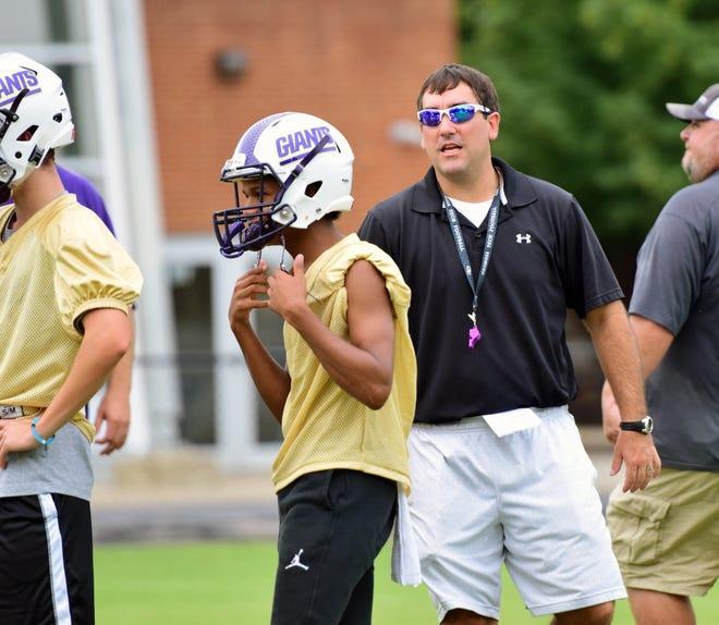 Shawn Moran has stepped down as head football coach at Waynesboro.