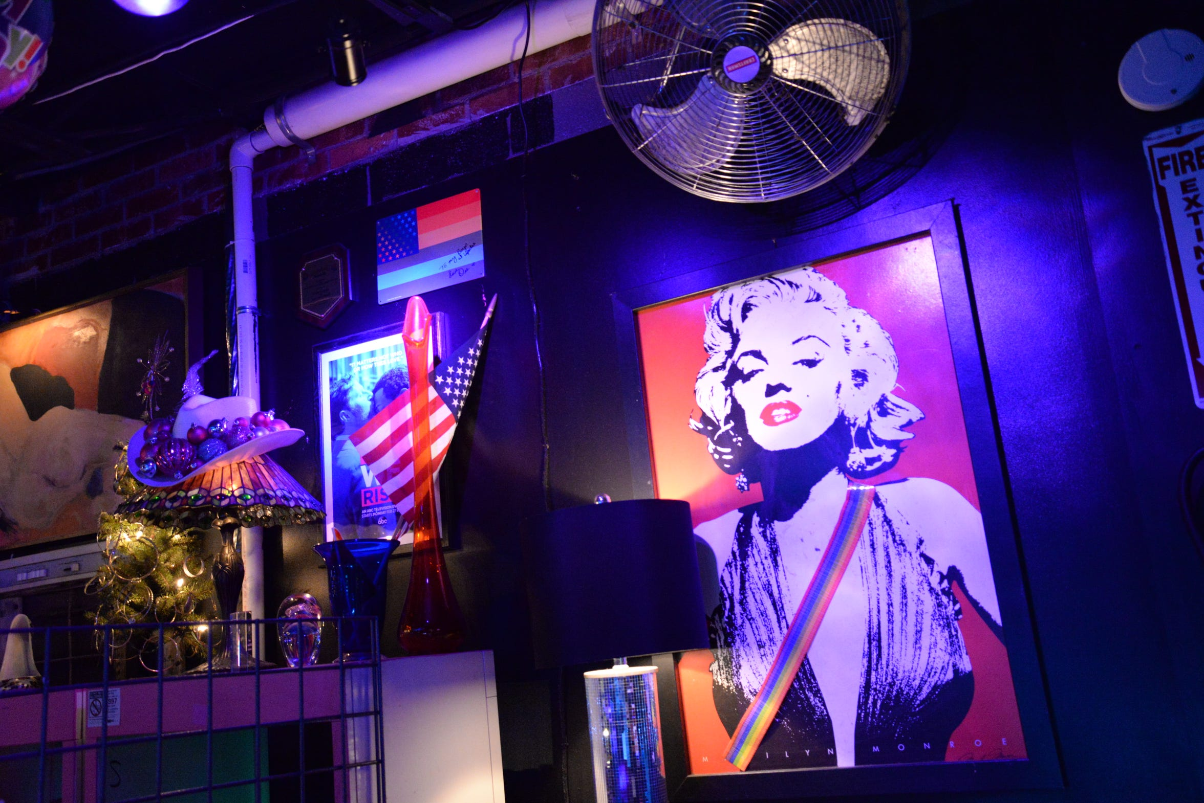 Inside Impulse Social Gay Club in Charlottesville. The club recently received permits to begin construction at a Waynesboro location on East Main Street.