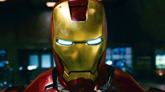 Iron Man Marvel Studios Art