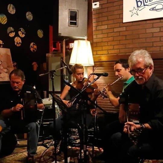Meabh's Mavericks perform  7 p.m. Saturday at Blue Tavern.