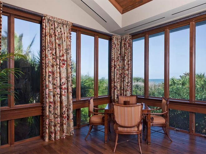 What a way to start your day having breakfast with these views at this Orchid estate.
