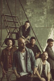 Chris Daughtry brings his band to Thousand Oaks on Sept. 7.