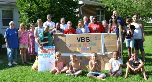 Church Of the Resurrection VBS