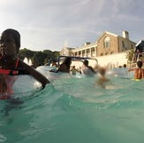 Video: Lazy River, one last lap in Yonkers
