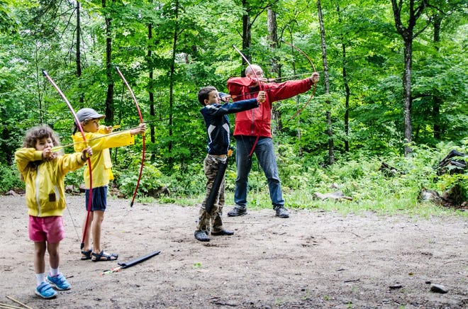 At Camp Bullowa, campers learn new skills through physical activities and mental challenges, and they have a chance to make lifelong friends.