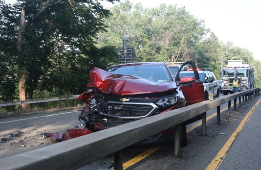 Route 9a Crash