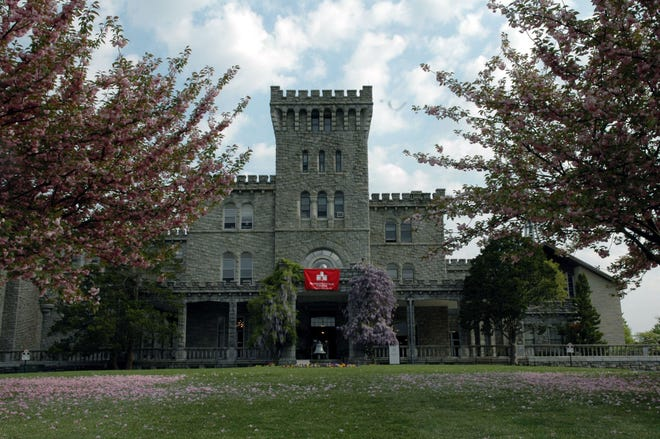 Reid Castle at Manhattanville College in Purchase