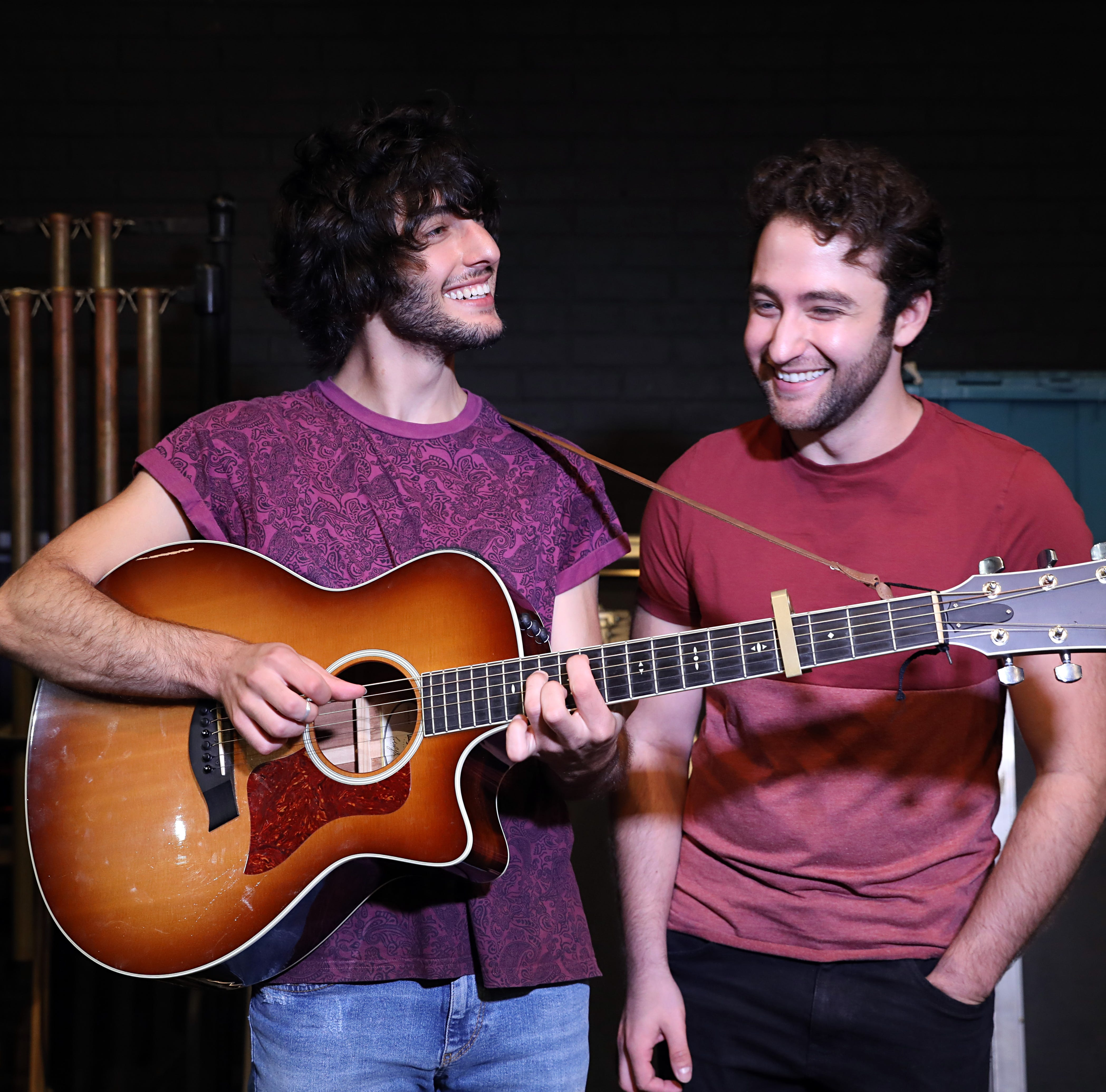 "Exclusive video: Brothers Page perform ""Got a Lot to Say'"