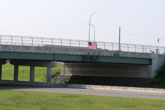 The Old Lebanon Road bridge over Del. 1 connecting Dover Air Force Base and base housing will soon be named for Sr. Airman Elizabeth Loncki, a Delaware native who was killed in Iraq in 2007.