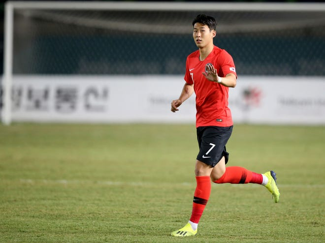 Son Heung-Min and South Korea are scheduled to face Vietnam in the semifinals of the Asian Games on Wednesday.