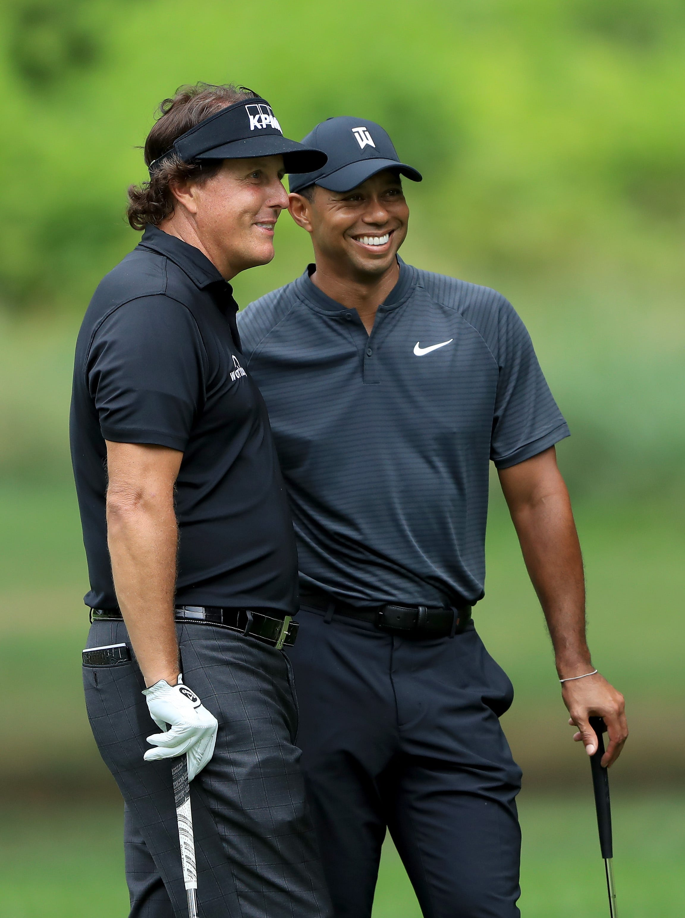 Daugherty: Tiger Woods vs. Phil Mickelson on pay-per-view is more about greed than golf