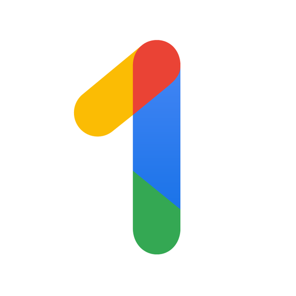 Google One charges $10 monthly yearly for 1 TB of storage