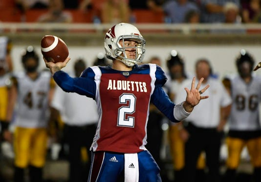 Usp Cfl Hamilton Tiger Cats At Montreal Alouettes S Cfl Can Qu