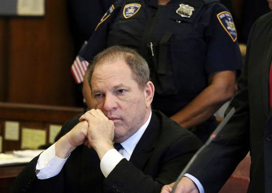 Ap Sexual Misconduct Harvey Weinstein A Ent Usa Ny