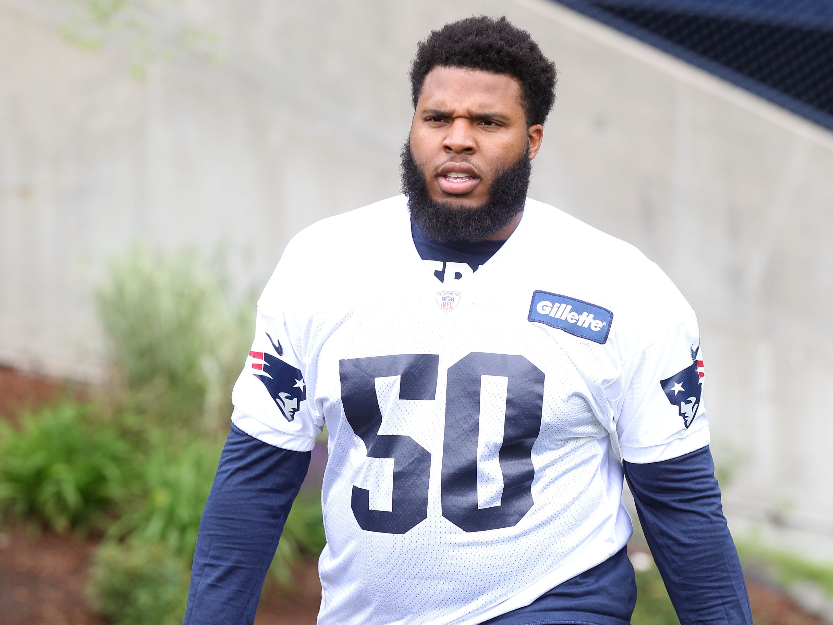 Isaiah Wynn, OL, New England Patriots (torn Achilles tendon, out for season)