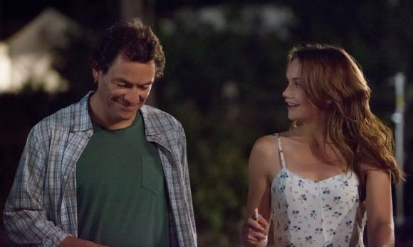 "Dominic West and Ruth Wilson share a scene in the pilot episode of Showtime's ""The Affair."""