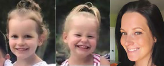 The bodies of Bella Watts, 4; Celeste Watts, 3; and Shanann Watts, 34, who was pregnant, were found Aug. 16, 2018, in rural Weld County, Colorado, about an hour from their home in Frederick. They had been reported missing three days earlier.