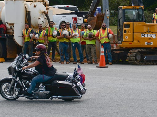 Harley-Davidson employee killed in motorcycle wreck