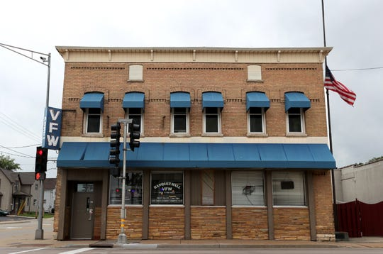 Harvey Pierre VFW Post 2778 is at the corner of Richmond and Packard Street  in Appleton.