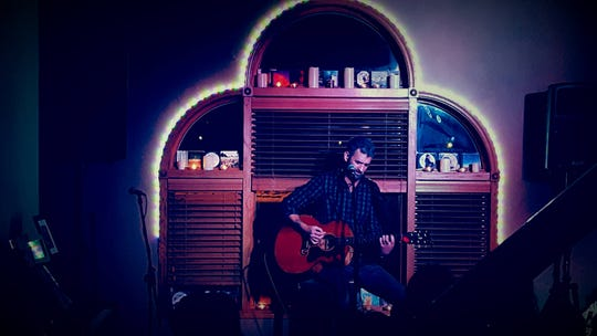 Brian Vander Ark, best known as the frontman for the Verve Pipe, was the first artist to play Todd Van Hammond's living room. He did so in 2007 and has been back nearly a dozen times since.